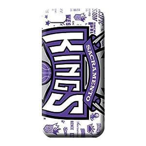 diy zhengiphone 5/5s Shock Absorbing High Grade stylish phone back shell sacramento kings nba basketball