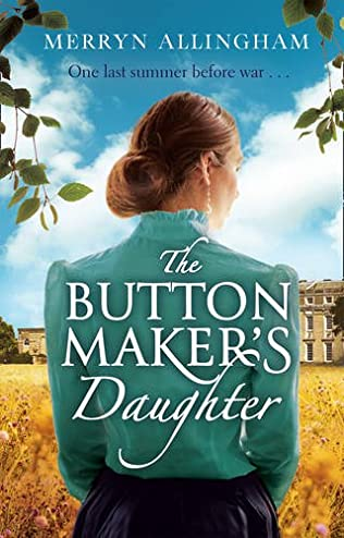 book cover of The Buttonmaker\'s Daughter