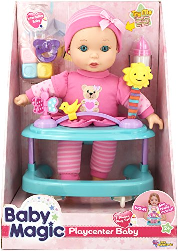 Baby Magic Playcenter Baby