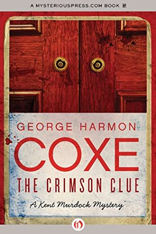 book cover of The Crimson Clue