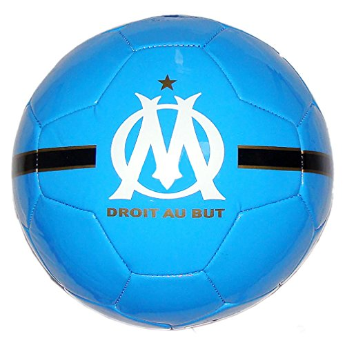 fan products of Souvenirs of France - Official 'Olympique de Marseille' Soccer Ball - Blue