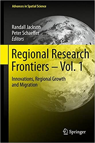 Regional Research Frontiers - Vol. 1: Innovations, Regional Growth and Migration (Advances in Spatial Science)