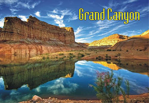 Beautiful Grand Canyon, River, Arizona, AZ, United States National Park, Magnet 2 x 3 Fridge Photo Magnet