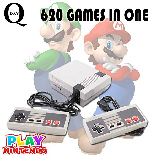 Amazon.com: Q-Day NES Classic Mini Game Console Classic ...