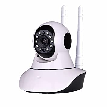 Cámara Casera De 1080P Wifi, Sistema De Vigilancia Inalámbrico Interior De La Seguridad IP Con