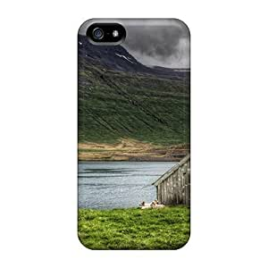 Diycase Awesome WonderwallOasis Defender Tpu case cover For Iphone 6 4.7- The Sheep The Lonely 77UQQlpM2O6 4.7 House