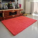 WAN SAN QIAN- Modern Minimalist Living Room Carpet Bedroom Bedside Carpet Bay Window Rug Balcony Carpet Non-slip Absorbent Rug Rug ( Color : C , Size : 120x160cm )