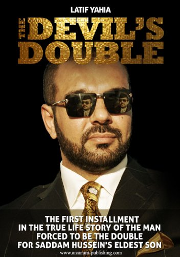 The Devil's Double (which was made into a feature film of the same name, This Book Sold Over 6.7 Million Copies Worldwide in Twenty Languages.)