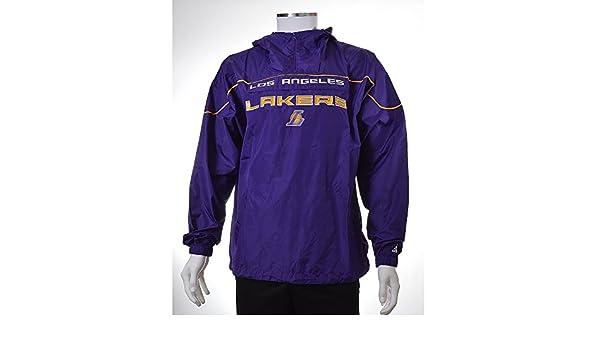 adidas Para Hombre Los Angeles Lakers con Media Cremallera de ...