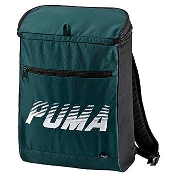 b326eff519 Puma Sole Backpack Entry - Ponderosa Pine/Black: Amazon.co.uk: Sports &  Outdoors