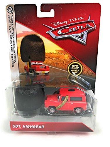 Disney Pixar Cars Palace Guard Oversized Die-cast - Car Guard Diecast