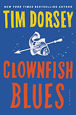 book cover of Clownfish Blues