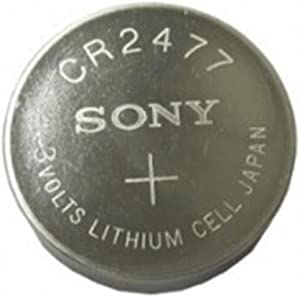 Sony 2477 CR2477 Lithium Coin Battery 3V