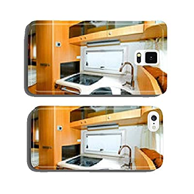 Camper kitchen cell phone cover case Samsung S5