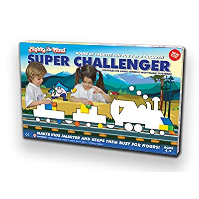 MightyMind Super Challenger Game: Toys & Games