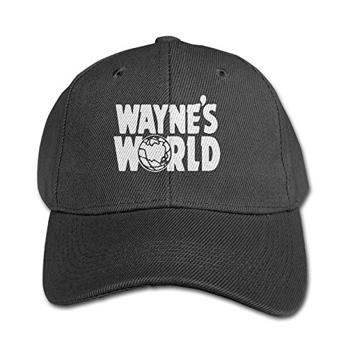 Sanbeis Wayne's World Youth Childrens Cotton Cap Plain Hat Baseball Cap