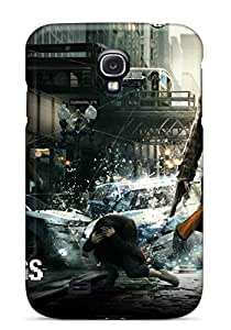 AnnetteL Design High Quality Watch Dogs Game Cover Case With Excellent Style For Galaxy S4