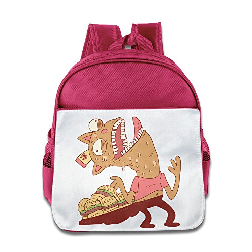 Bob Burgers Toddler Kids School Bag (Bob's Burgers Teddy Costume)