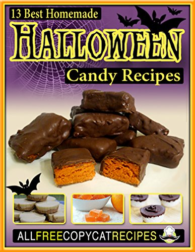 13 Best Homemade Halloween Candy Recipes for $<!---->