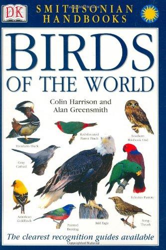 Birds of the World - Book  of the Smithsonian Handbooks