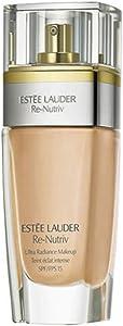 Estee Lauder Re-Nutriv SPF 15 No. 3W2 Cashew Ultra Radiance Makeup for Women, 1 Ounce