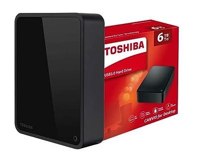 toshiba external hard disk drivers for windows 7