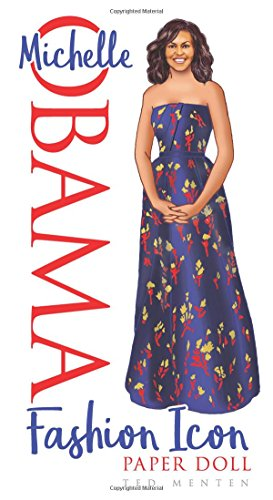 Michelle Obama Fashion Icon Paper - And Versace Gucci