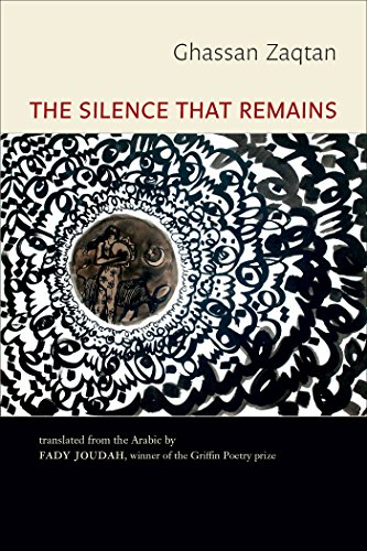 The Silence That Remains: Selected Poems