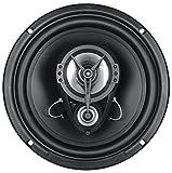 8 full range - Renegade RX830 8-Inch Full Range 3-Way Speakers - Set of 2 (Black)