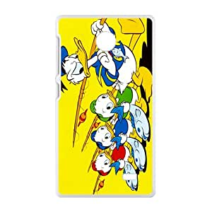 EROYI Donald Duck Case Cover For Nokia Lumia X