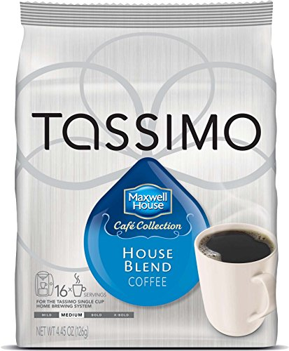 Maxwell House Cafe Collection House Blend Coffee T-Discs (32 Count)
