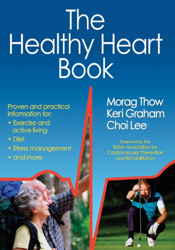 The Healthy Heart Book by Morag Thow, Keri Graham, Choi Lee