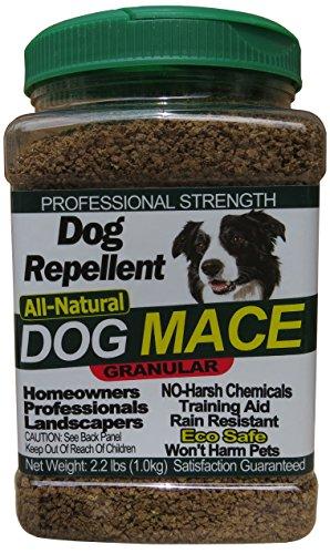 Nature's MACE Dog Repellent-2.2lb Shaker (Natural Dog Repellent)