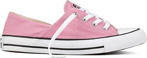Converse 559836C - Zapatillas de Lona para Mujer Rosa Rosa: Amazon.es: Zapatos y complementos
