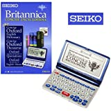 Seiko ER8100 Britannica and Oxford Reference Library