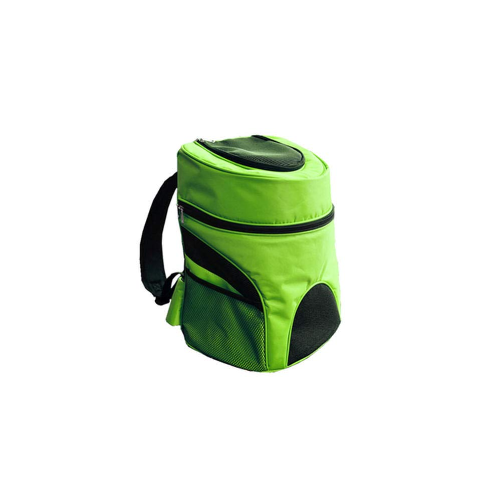 Green arc shoulders Sminiature (suitable for dogs within 10 kg)SDJHSH Pet bag travel shoulder bag, suitable for all kinds of transportation methods of dogs, cats, rabbits and other animals.