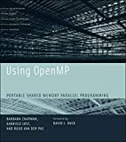 Using OpenMP: Portable Shared Memory Parallel