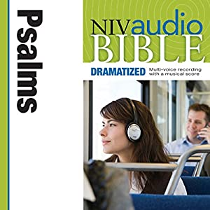 NIV Audio Bible: Psalms (Dramatized) Audiobook
