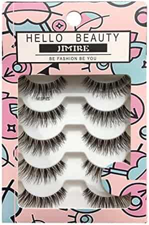HELLO BEAUTY Multipack Demi Wispies Fake Eyelashes