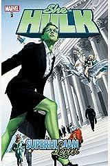 She-Hulk Vol. 2: Superhuman Law (She-Hulk (2004-2005)) Kindle Edition