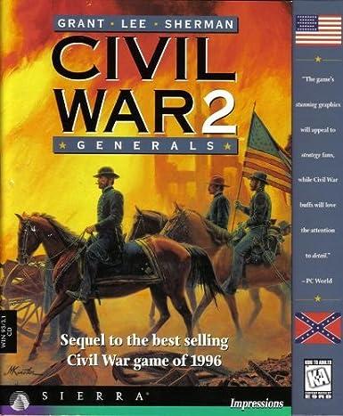 Civil war generals 2 pc game internet live casinos