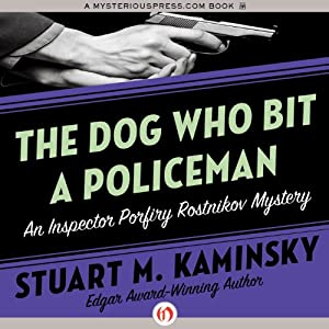 The Dog Who Bit a Policeman Hörbuch