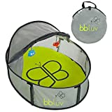 bblüv - Nidö Mini - Compact 2-in-1 Travel & Play Tent - Fun Tent with UV protection for Infants and Toddlers
