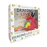Deals on Dragons Love Tacos Book and Toy Set Hardcover
