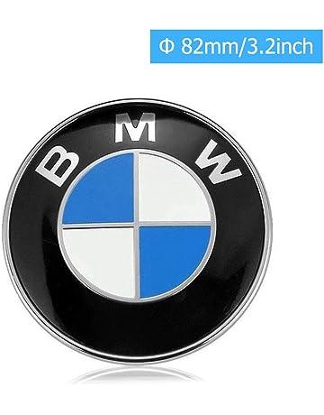 45a48284c70e BMW Emblem Logo Replacement for Hood Trunk 82mm for ALL Models BMW E30 E36  E46