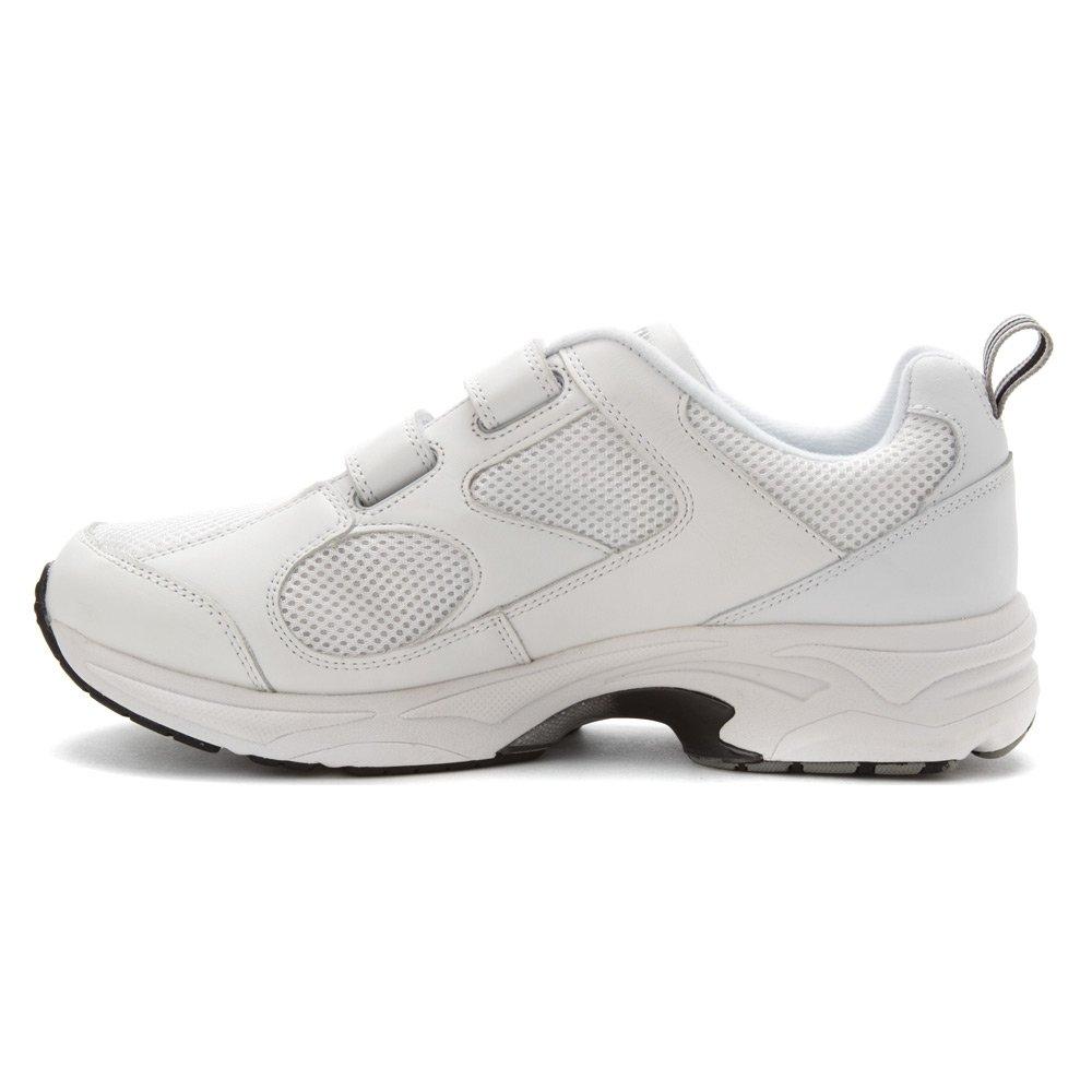 Drew Shoe Men's Lightning II V Sneakers B00AB3KHKY 8.5 W US|White Combo