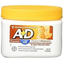 A&D Original Diaper Ointment Jar, (3 Pounds) by A&D