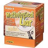 Edupress Mathological Liar Game, Grade 6 (EP63399)