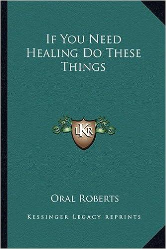Oral Roberts Books Pdf