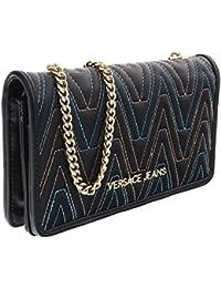 EE3VRBPY4 Black/Multicolor Wallet on Chain for Women